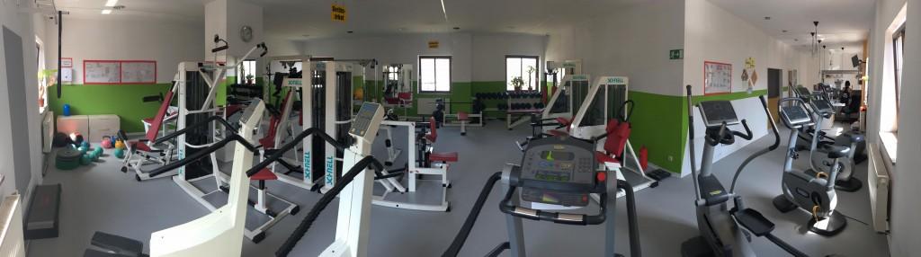 SFB 2017 Sportstudio Berk Vacha Philippsthal Geisa Stadtlengsfeld Functional Fitness Crossfit Zumba Sauna Kraftsport Abnehmen 24h Fitness