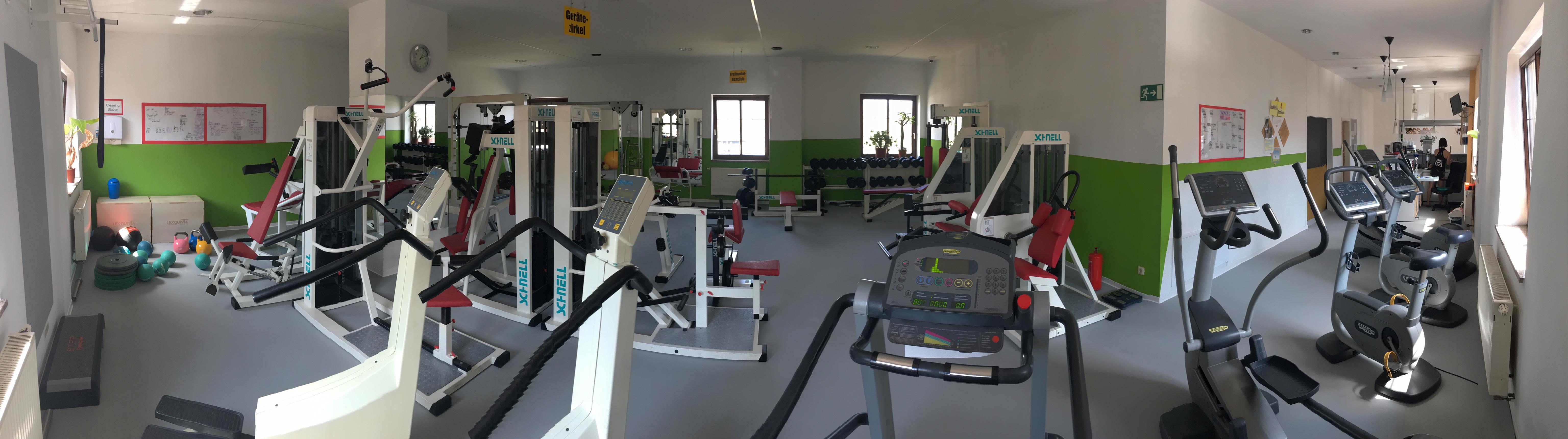 sport und fitnesstudio berk in vacha. Black Bedroom Furniture Sets. Home Design Ideas